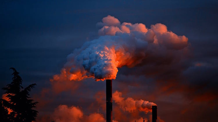 We're Winning Greenhouse Gas Battle