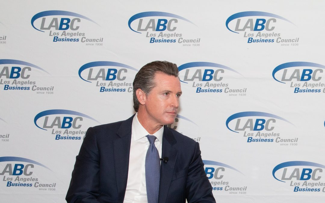 Los Angeles Business Council Statement on Governor's Budget Proposal to Combat Homelessness